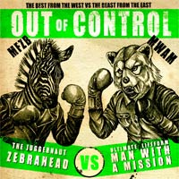 Zebrahead - Out Of Control