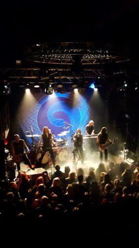 Amorphis at Bar Kino Pori