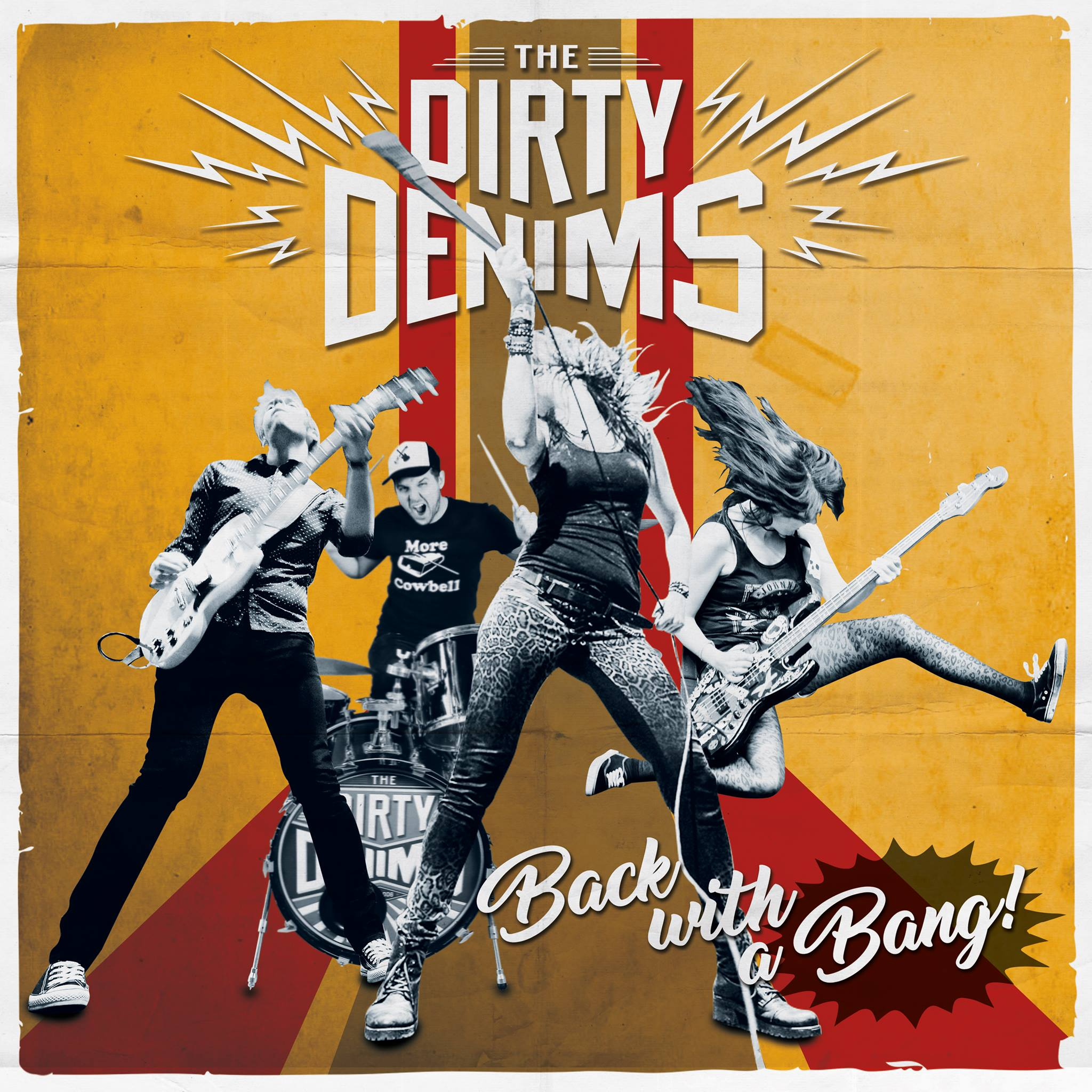 Dirty Denims - Back With A Bang (part 1)