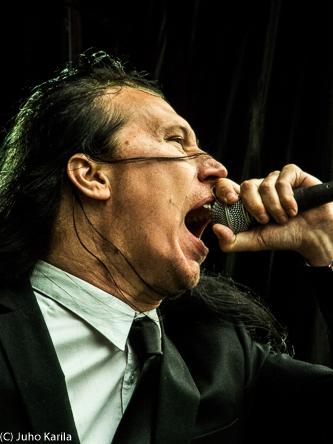 Bob Malmström at Nummirock