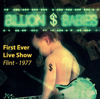 Billion Dollar Babies - First Ever Live Show – Flint