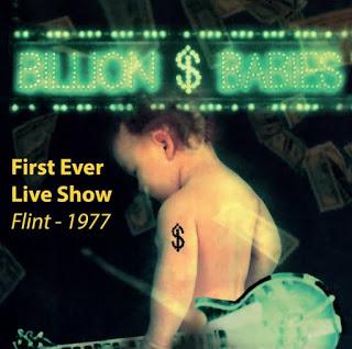 Billion Dollar Babies - First Ever Live Show – Flint