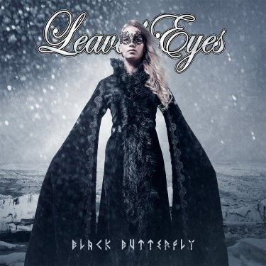 Leaves Eyes - Black Butterfly