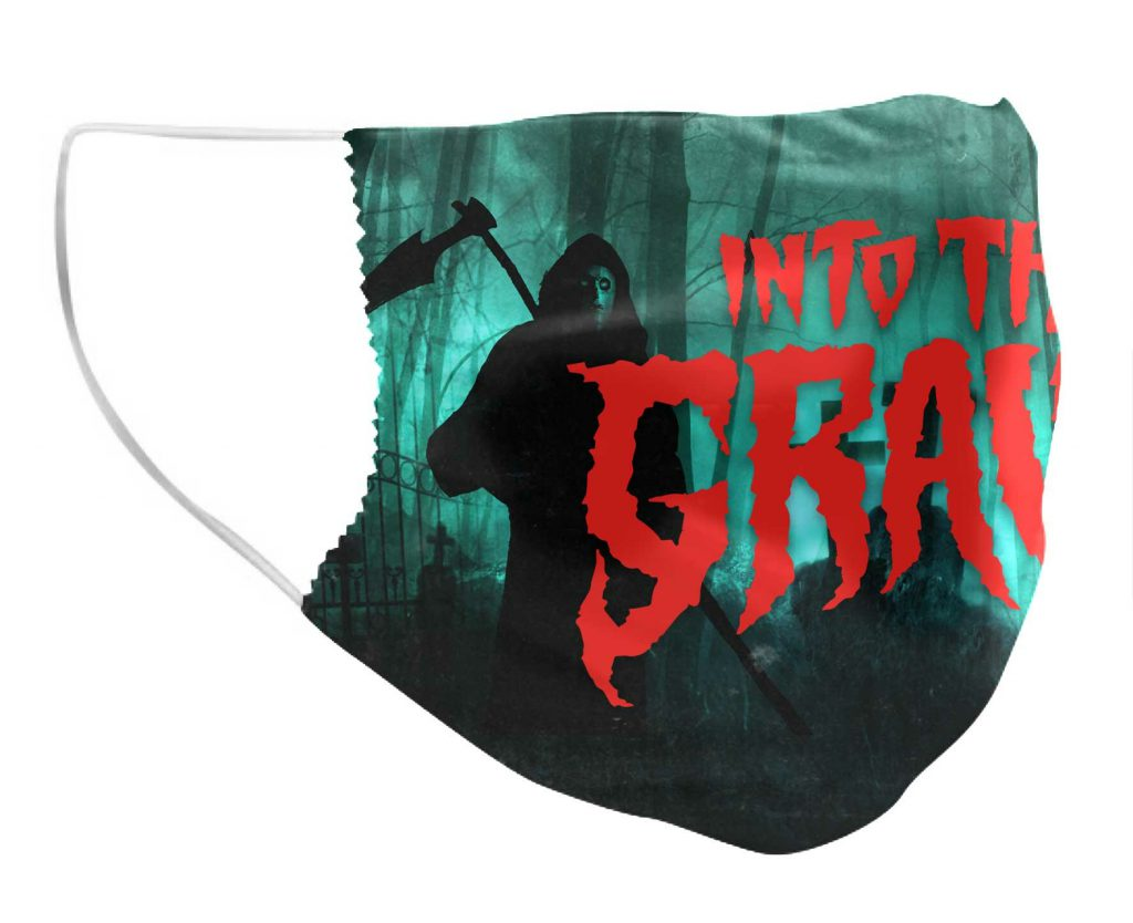 Into the Grave mask